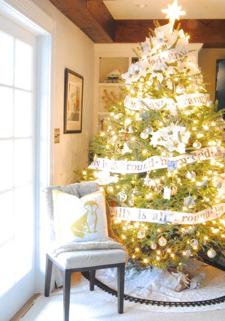 Best Christmas Home Tour Holiday Decorating Ideas Lemonade This Month