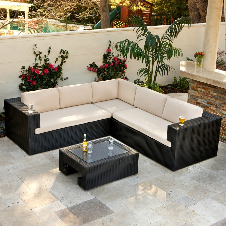 Best Selling Home Decor Ventura 4 Piece Wicker Patio This Month