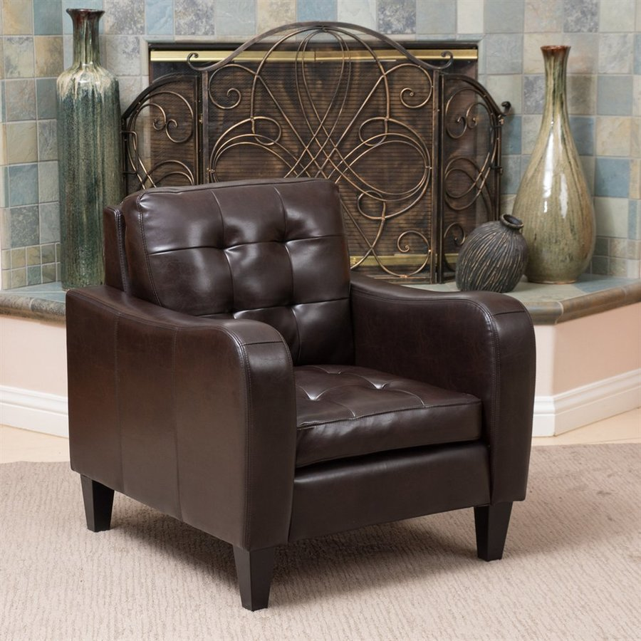 Best Selling Home Decor Sorrento Casual Brown Faux Leather This Month