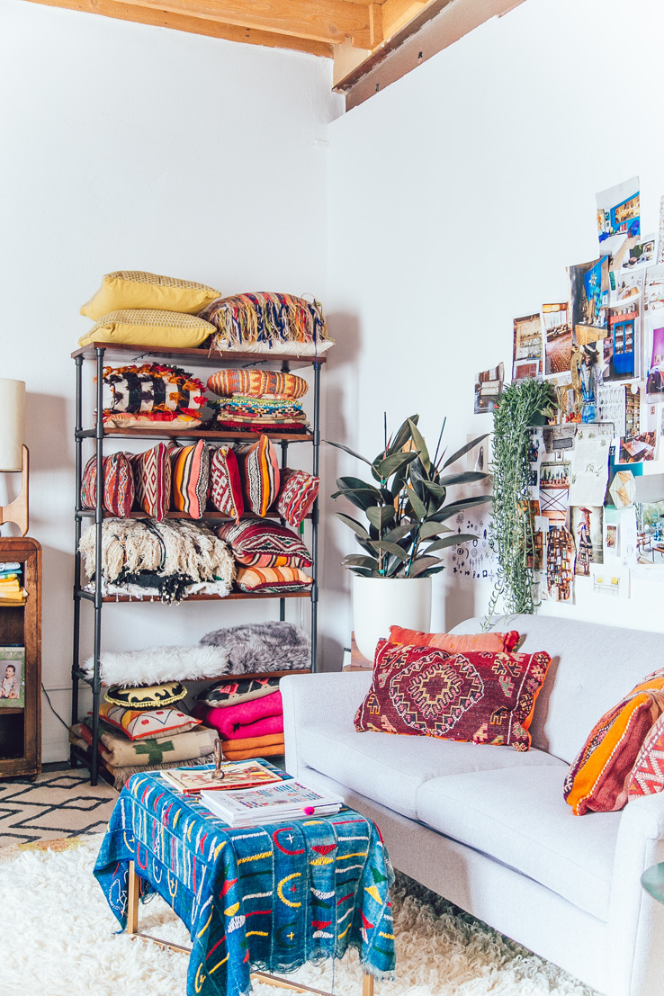 Best Bohemian Decorating Ideas For Small Studio This Month