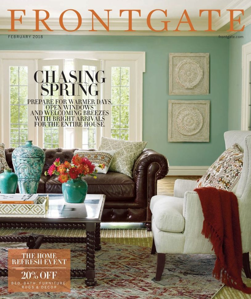 Best How To Request A Free Frontgate Catalog This Month