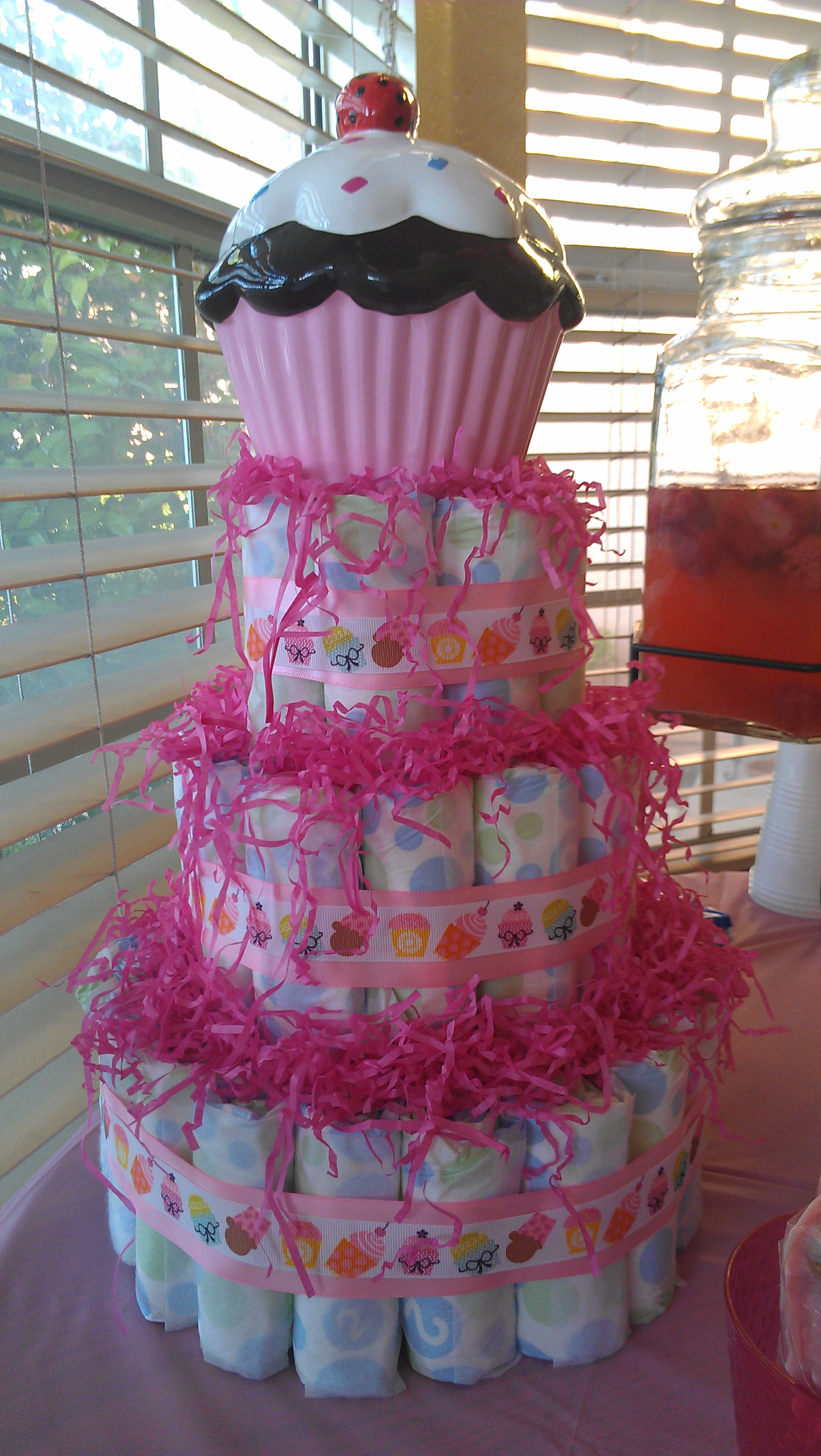 Best Cupcake Themed Baby Shower Fab Fit Me This Month