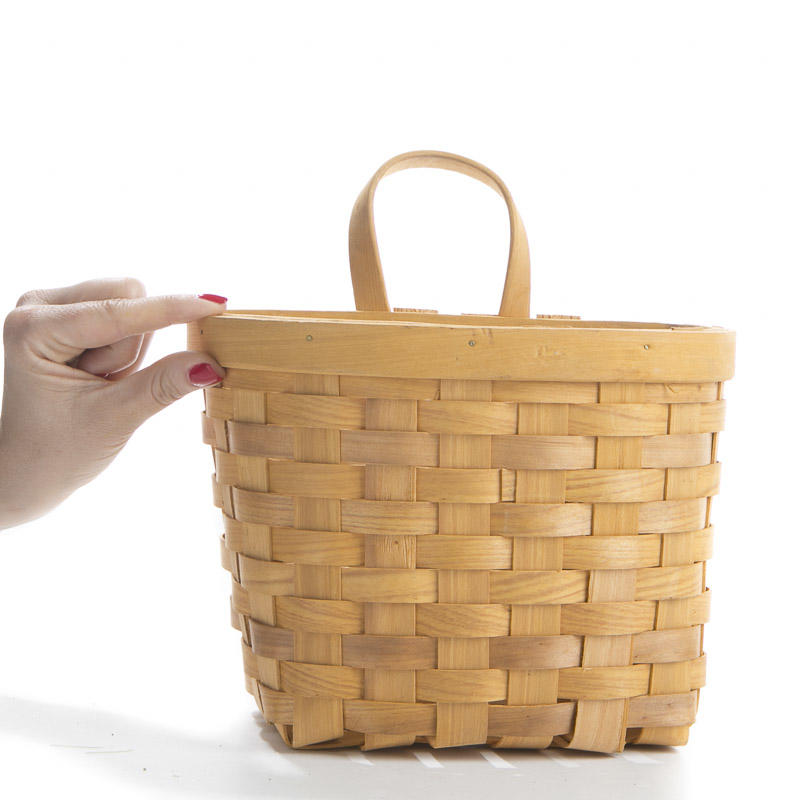Best Chipwood Wall Basket Baskets Buckets Boxes Home Decor This Month