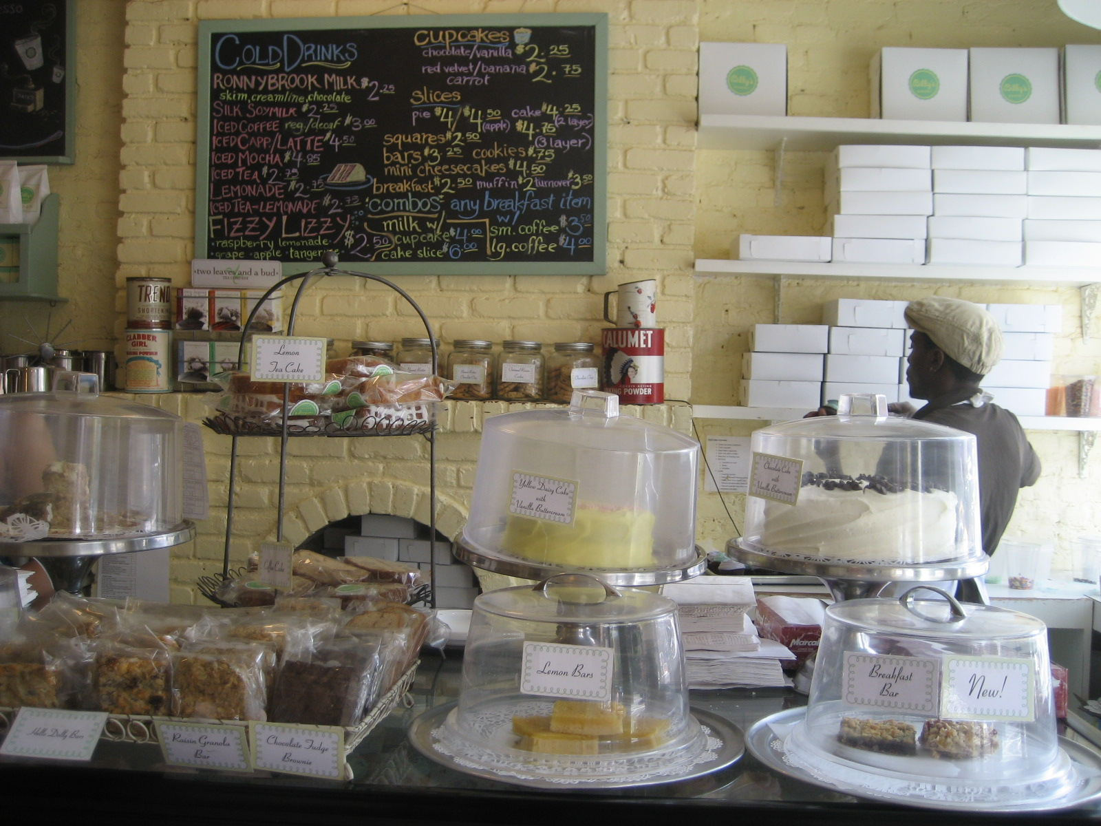 Best Billy's Bakery Elizabeth Eats This Month