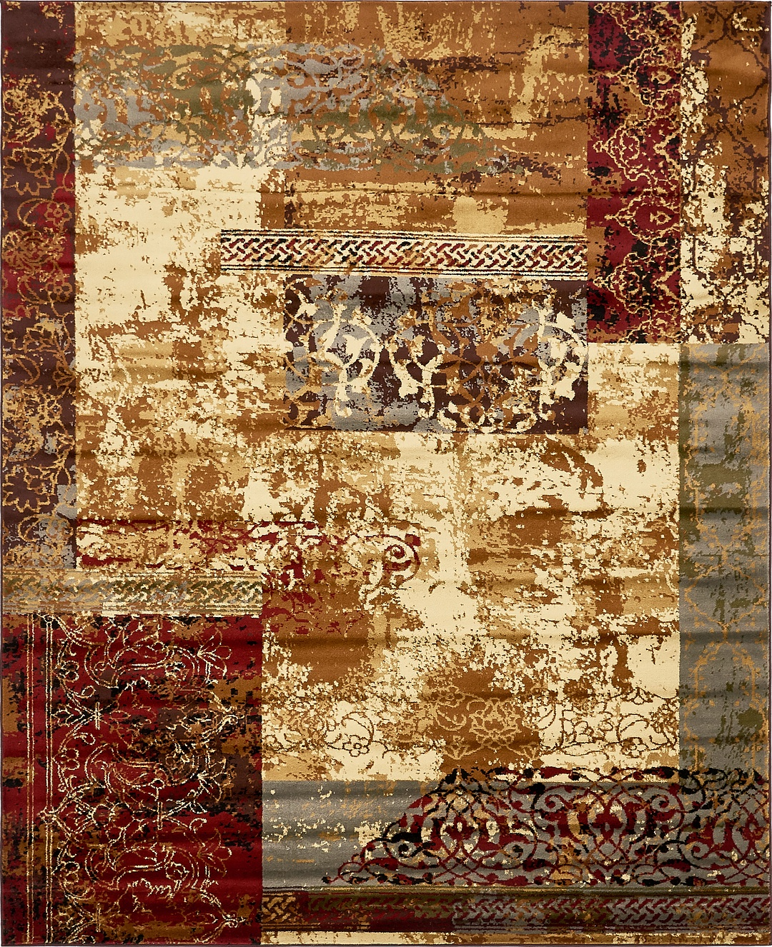 Best Modern Contemporary All Décor Floor Rugs Multi Camden Area This Month