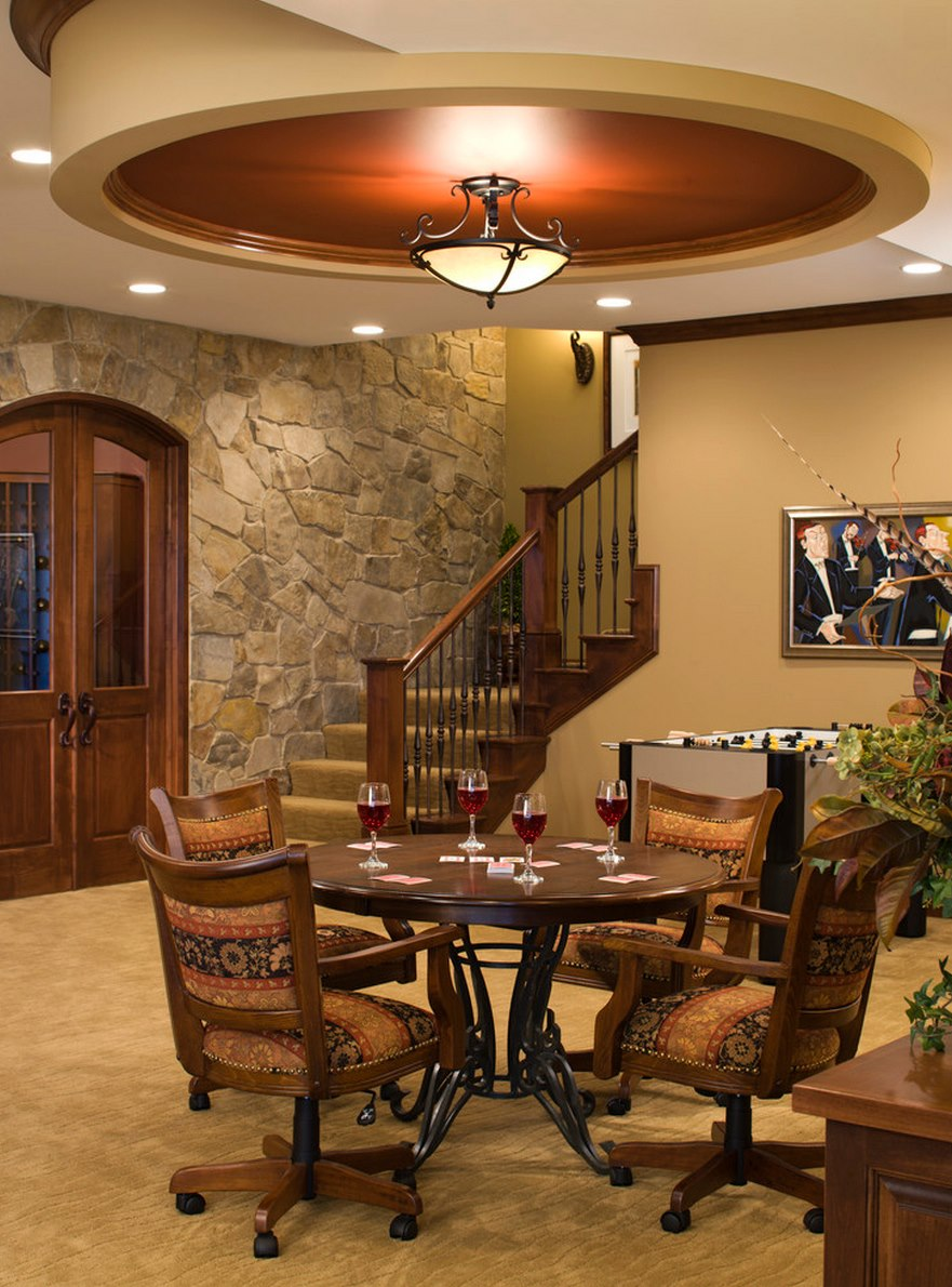 Best Vcg Construction Basement Remodeling – 4 Popular Basement This Month