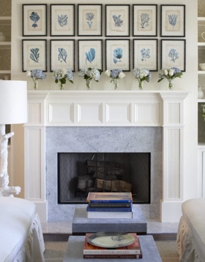Best Art Over Fireplace Design Ideas This Month