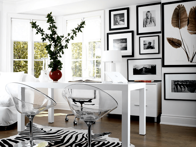 Best Black And White Cowhide Rug Design Ideas This Month