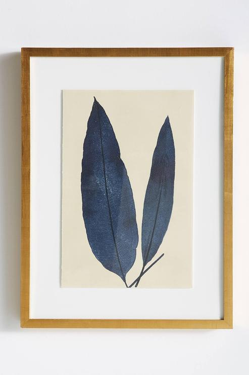 Best Teal And Gold Leaves Wall Art This Month