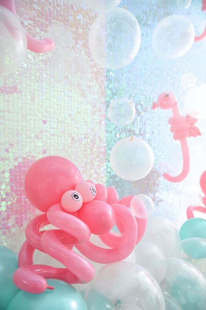 Best Kara S Party Ideas Mermaid Oasis Themed Birthday Party This Month