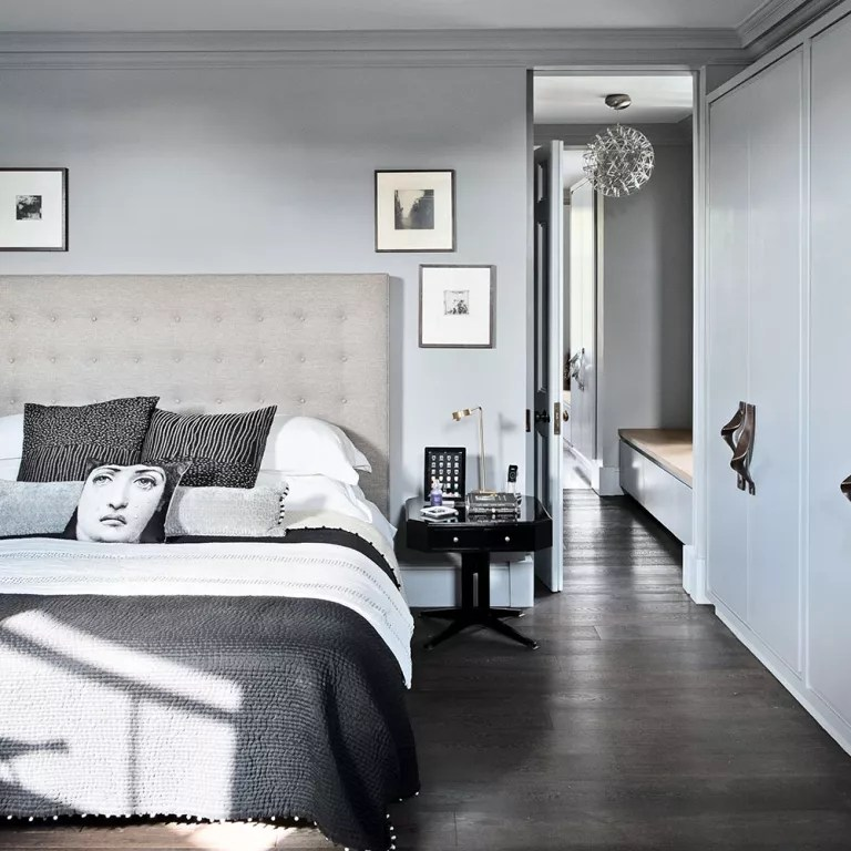 Best Grey Bedroom Ideas – Grey Bedroom Decorating – Grey Colour This Month