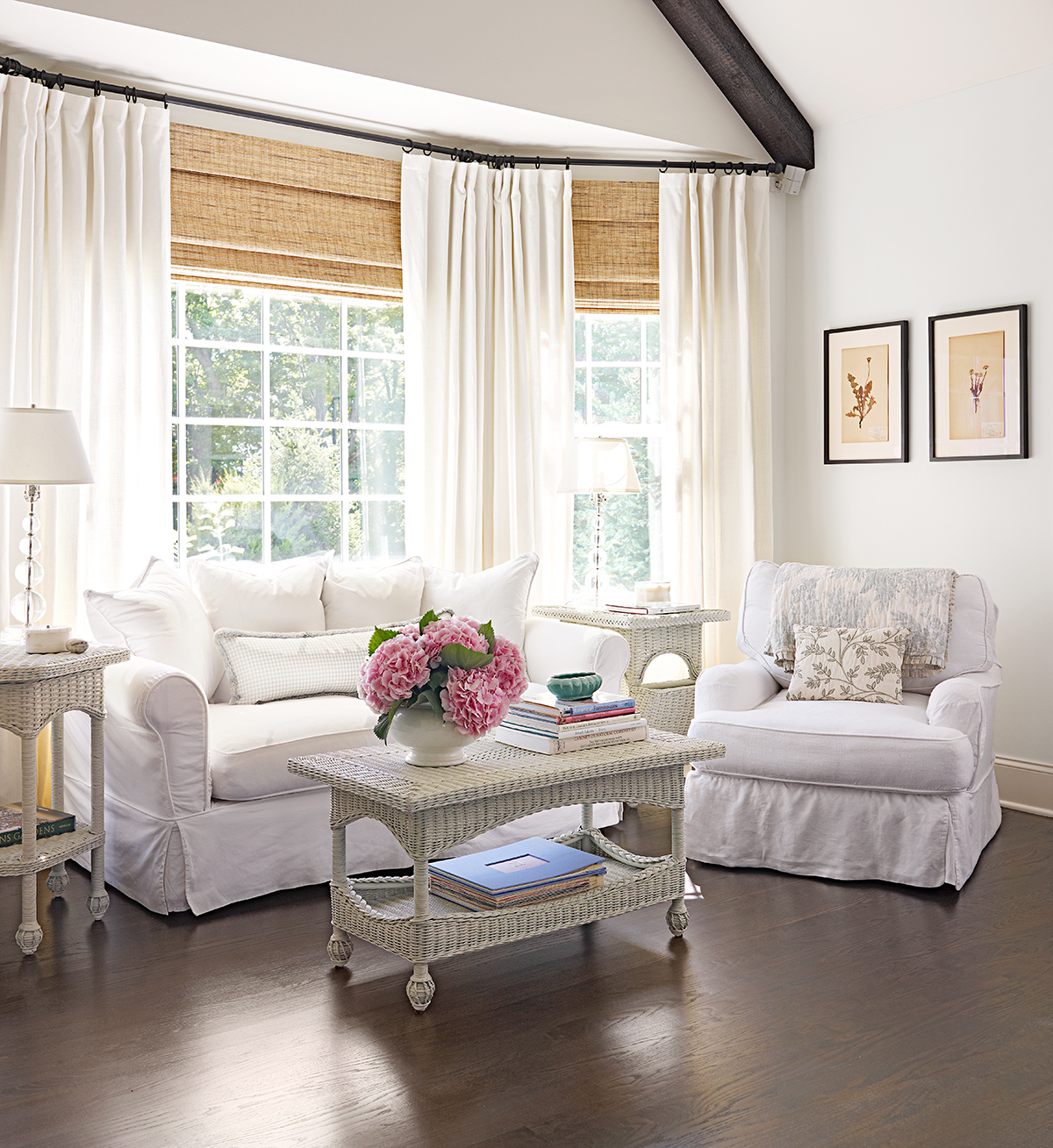 Best Bay And Bow Window Treatment Ideas Better Homes Gardens This Month