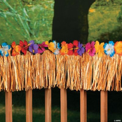 Best Hibiscus Fringe Decoration Discontinued This Month