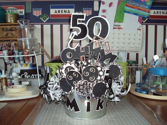 Best 50Th Birthday Party Themes For Men Via Marianna Montoya This Month