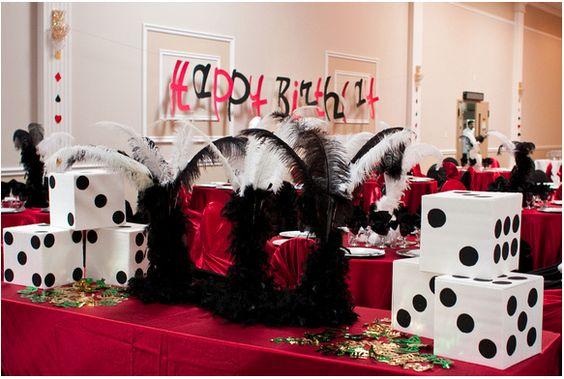 Best Diy Casino Themed Birthday Party Inch Productions This Month