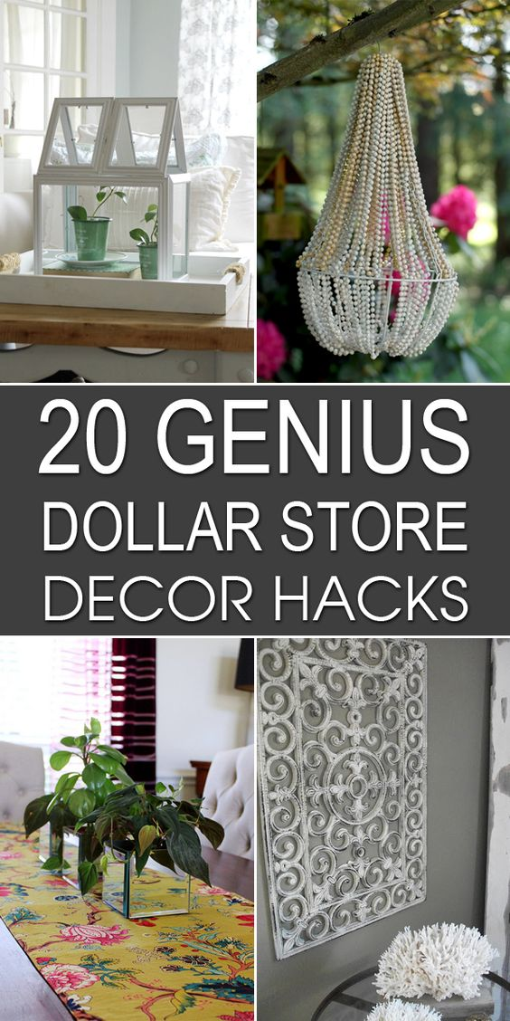 Best Home Decor And Dollar Stores On Pinterest This Month