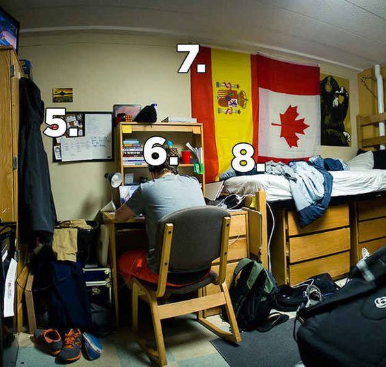 Best 22 Things Every College Guy Has In His Dorm Room This Month
