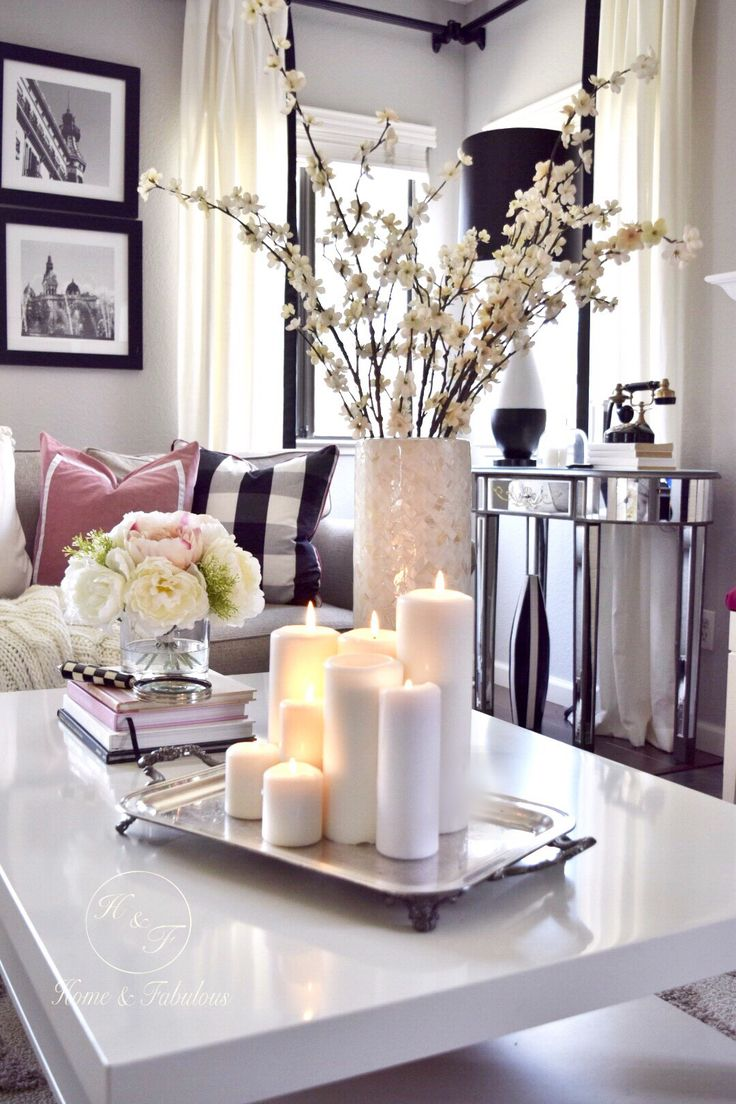 Best 25 Coffee Table Arrangements Ideas On Pinterest This Month