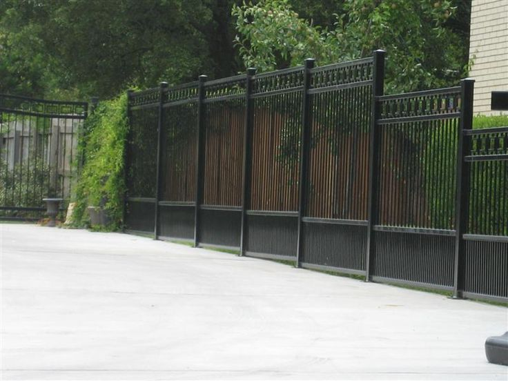 Best 1000 Ideas About Wrought Iron Fence Panels On Pinterest This Month