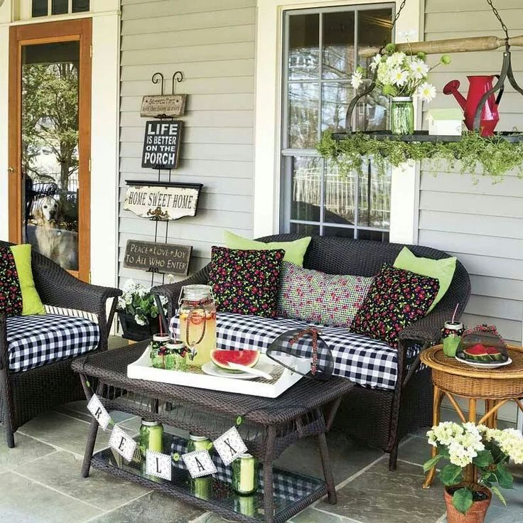 Best 906 Best Images About Front And Back Porch Decorating On This Month