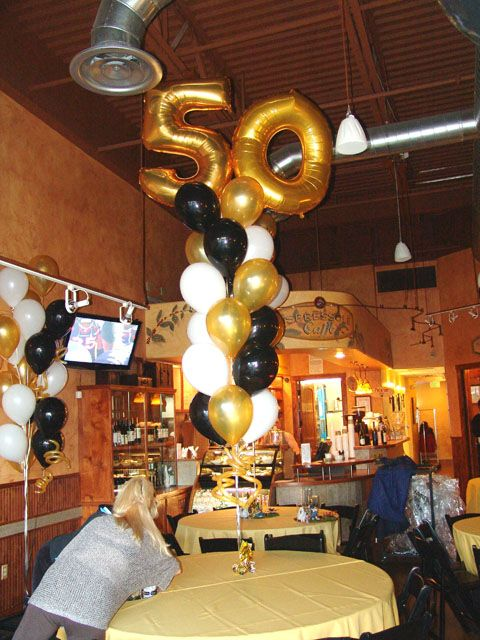 Best Masculine 50Th Birthday Centerpieces 50Th Birthday Party This Month