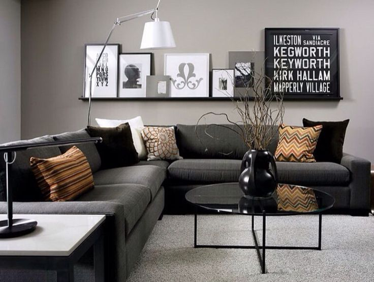 Best Majority Wall Color And Shelf Idea For Wall Behind Couch This Month