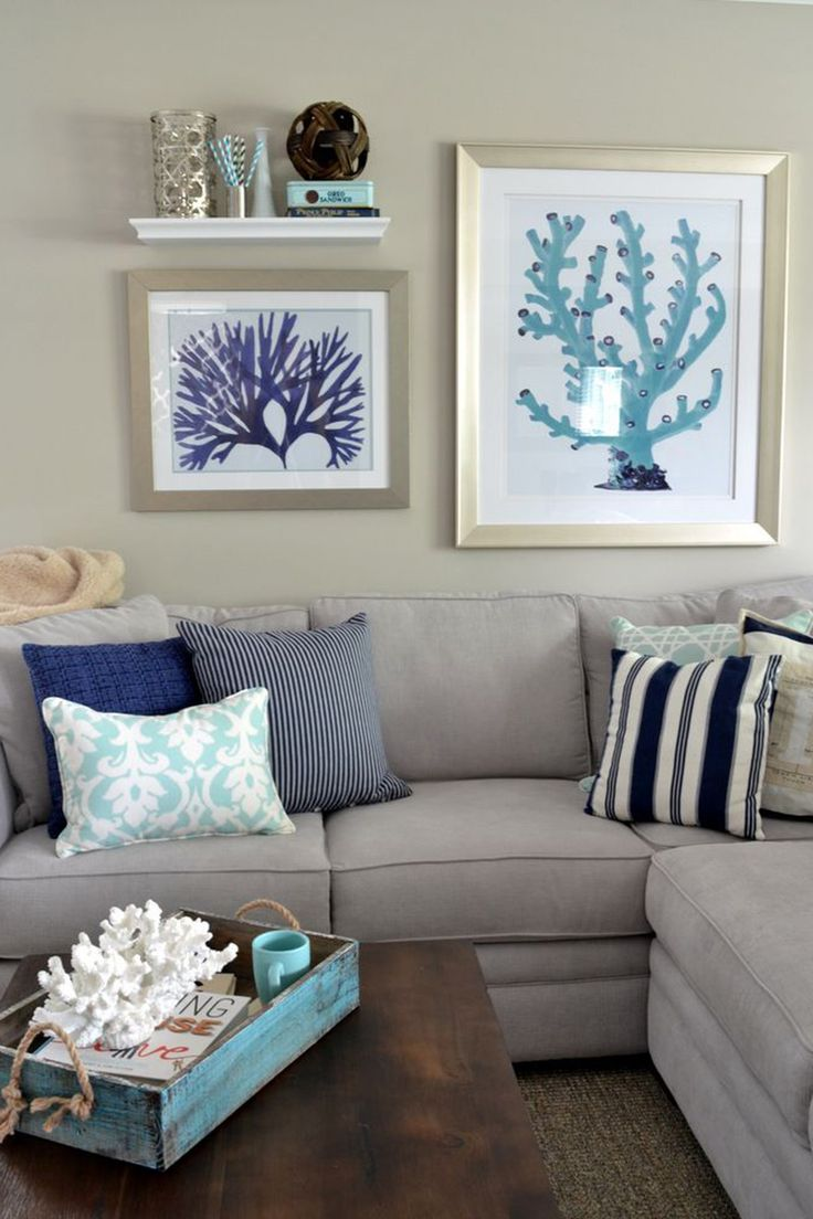 Best 1000 Ideas About Nautical Living Rooms On Pinterest This Month