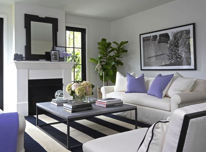 Best Peek Into A Preppy Home With A Flair For Fun Fireplaces This Month