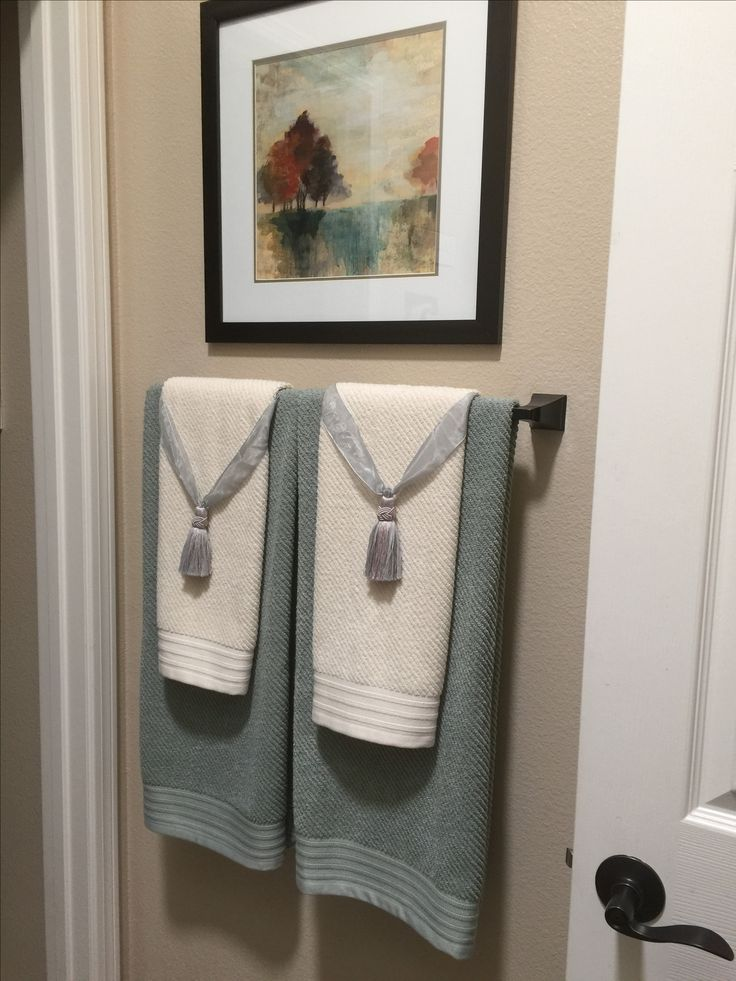 Best 25 Best Ideas About Bathroom Towel Display On Pinterest This Month