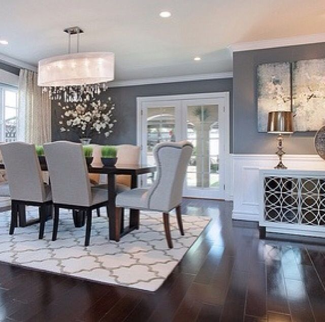 Best 25 Best Ideas About Dining Room Colors On Pinterest This Month