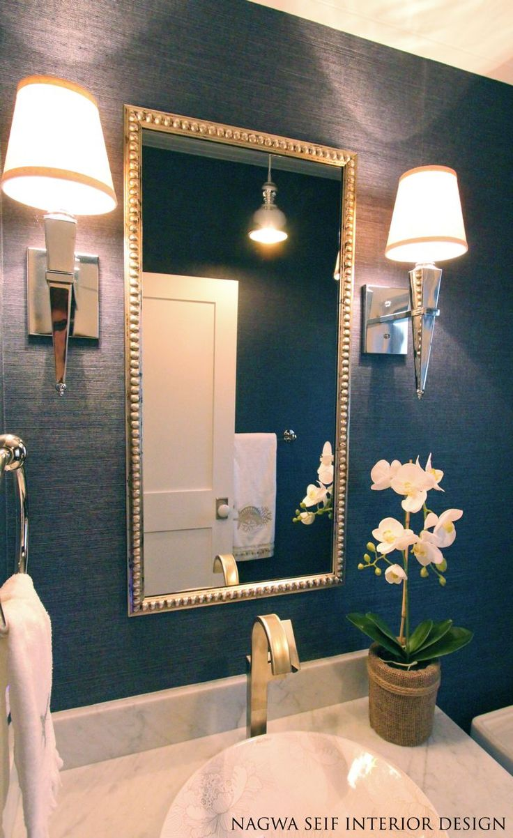 Best 25 Small Bathroom Wallpaper Ideas On Pinterest This Month