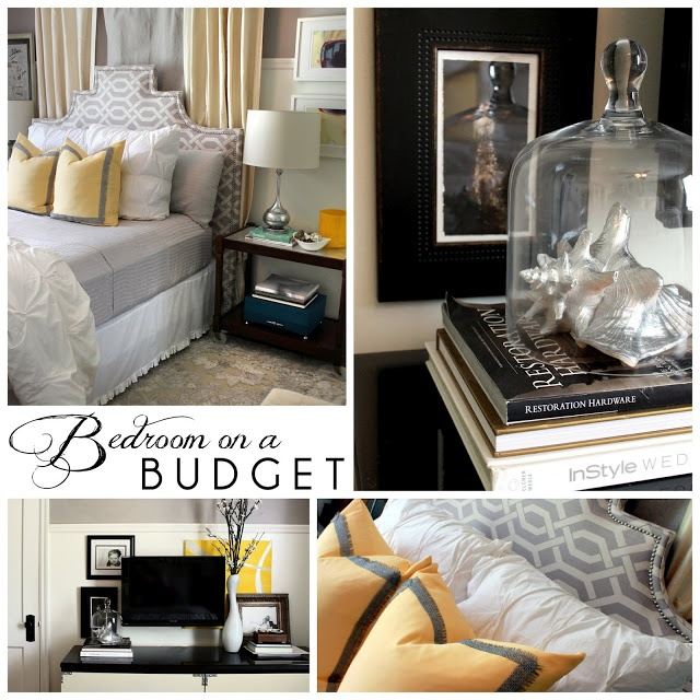 Best Home Staging Doing A Bedroom On A Budget From The Hunted This Month
