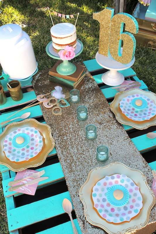Best 1000 Ideas About 15Th Birthday Decorations On Pinterest This Month