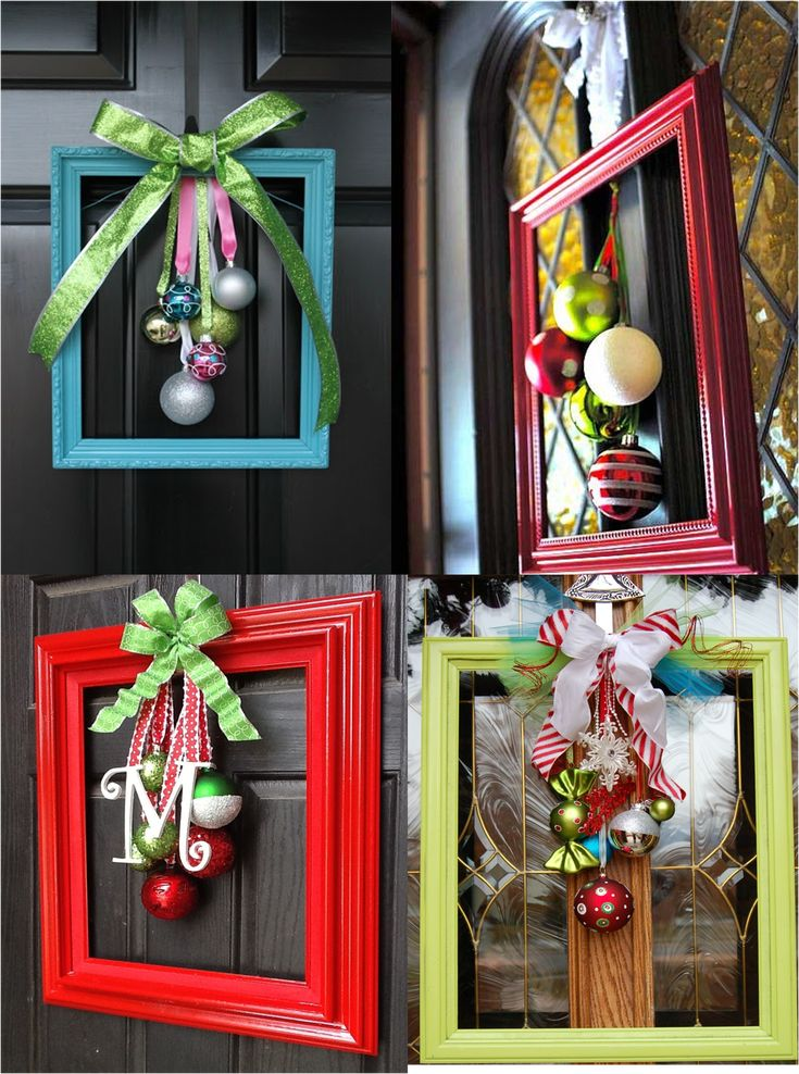 Best 17 Best Ideas About Christmas Door On Pinterest Xmas This Month