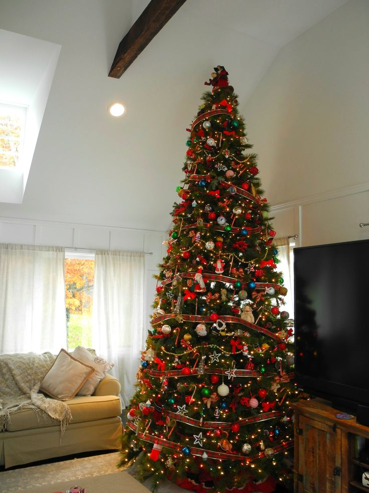Best 25 12 Ft Christmas Tree Ideas On Pinterest 7Ft This Month