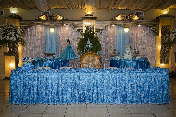 Best Quinceanera Main Table Decorations For The Court Of Honor This Month