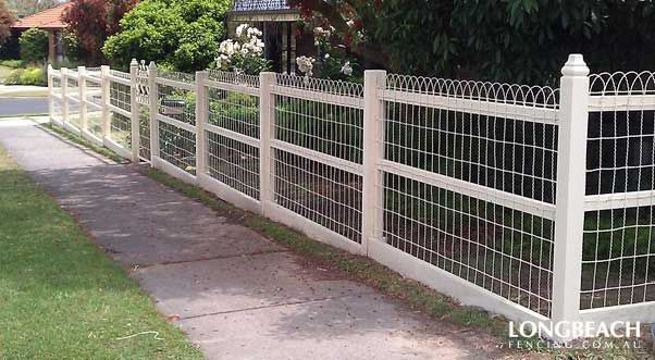 Best Sheep Wire Fences With Ornate Patterns Are A Transitional This Month