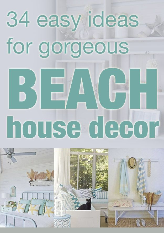 Best Easy Beach House Decor Kristin S Clipboard On Hometalk This Month