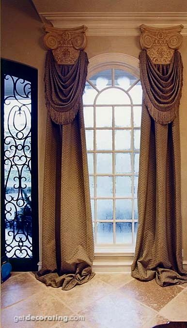 Best 25 Country Window Treatments Ideas On Pinterest This Month