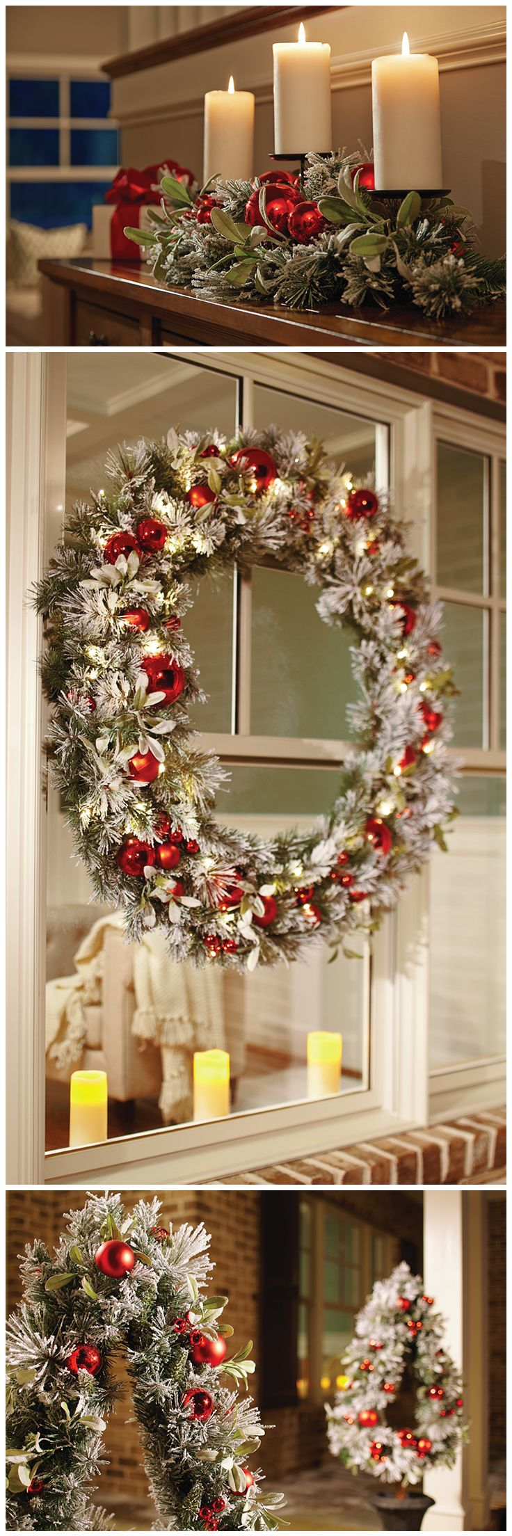Best 1000 Images About Elegant Christmas Decor On Pinterest This Month