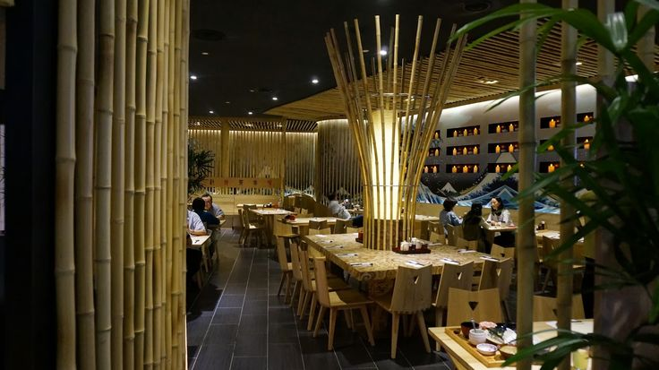 Best 1000 Ideas About Japanese Restaurant Interior On This Month