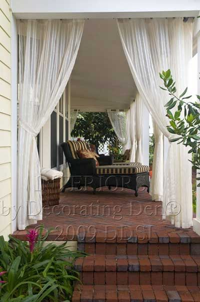 Best 25 Best Ideas About Porch Curtains On Pinterest Patio This Month