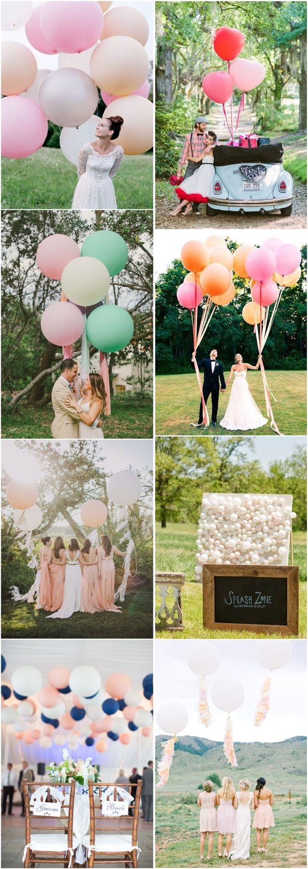 Best 35 Giant Balloon Wedding Ideas For Your Big Day Wedding This Month