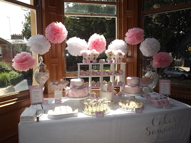 Best 25 Best Ideas About Christening Dessert Table On This Month