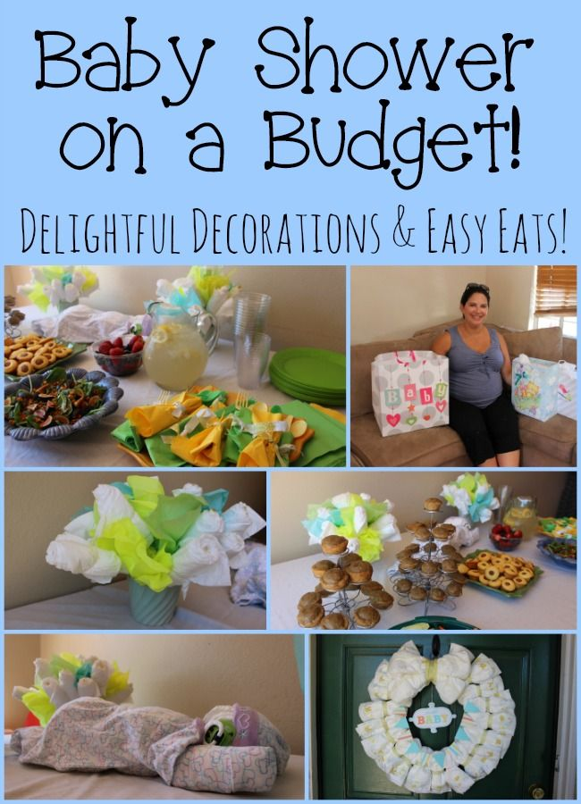 Best Creating A Baby Shower On A Budget With Affordable Diaper This Month