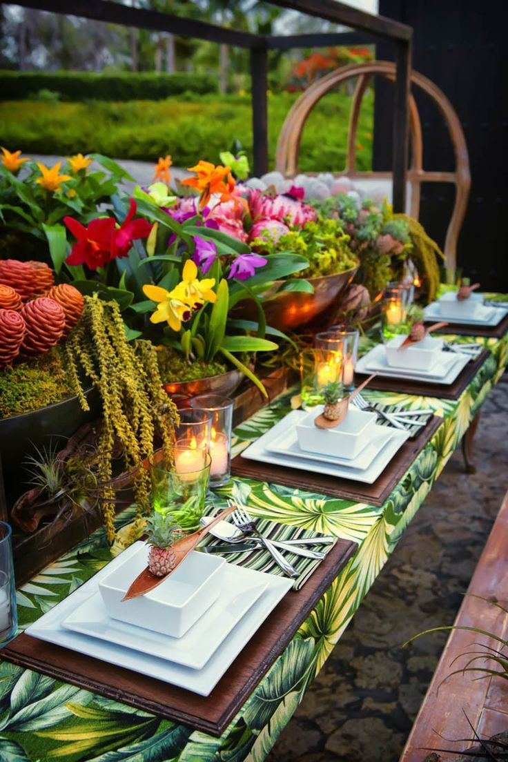 Best 1000 Ideas About Tropical Wedding Decor On Pinterest This Month