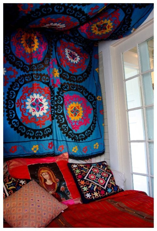 Best 17 Best Ideas About Tapestry Headboard On Pinterest This Month