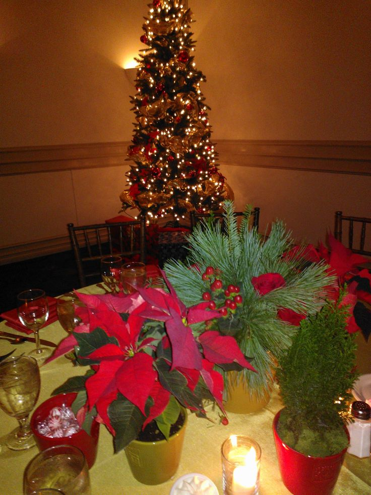 Best 17 Best Images About Christmas Table Centerpieces On This Month