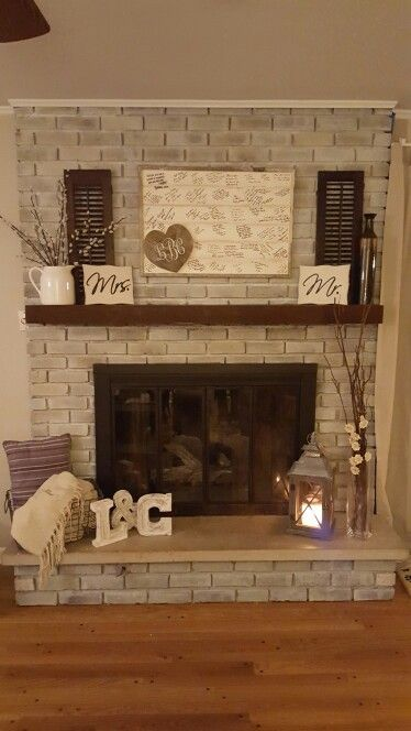 Best 25 Best Ideas About Brick Fireplace Makeover On Pinterest This Month