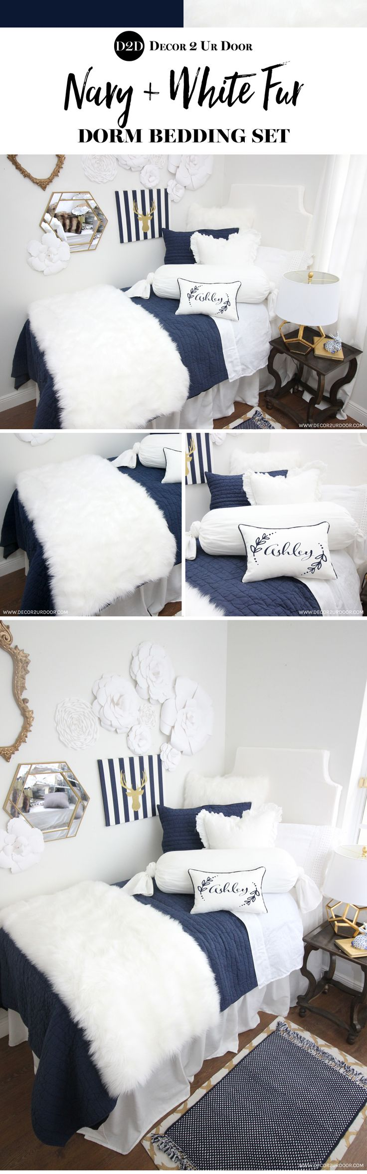 Best 17 Best Ideas About Navy Bedroom Decor On Pinterest Navy This Month